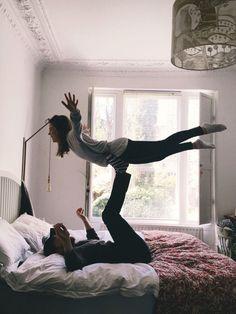 51 trendy Ideas for wedding couple romantic relationship goals Photo Couple, Love Couple, Couple Yoga, Cute Relationship Goals, Cute Relationships, Couple Relationship, Successful Relationships, Couple Fotos, Couple Tumblr