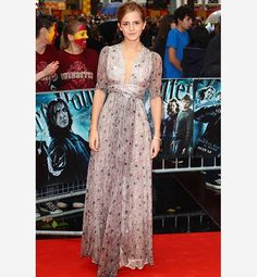 Elle Cover: See Emma Watson's Style Takeover - Flower Power | Gallery | Glo