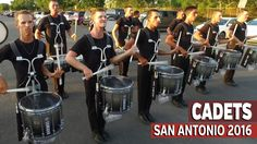 CADETS 2016 - In the Lot / SAN ANTONIO [60fps]