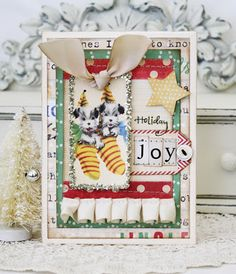 Emma's Paperie: New Melissa Frances Countdown to Christmas