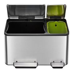 Kitchen Trash Cans, 30th, Plastic, Design, Products, Gadget