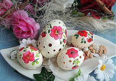 Sada ružových kraslíc by Cecil - SAShE.sk - Handmade Veľká Noc