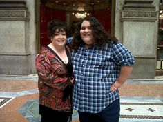 Mother and son Jonathan Antoine and mother Tracy