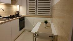 Wnętrza, Waniliowa kuchnia - Biel i wanilia .... kuchnia zaprojektowana w całości przeze mnie - stolarz dał radę :)