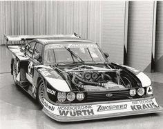 ZakSpeed Capri: ZAK G5C-0-001/80 Ford Motor Company, Road Race Car, Road Racing, Ford Motorsport, Gilles Villeneuve, Ford Capri, Gt Cars, Sports Car Racing, Ford Escort