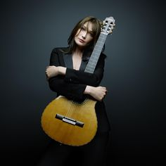 Carla Bruni by Denis Rouvre