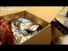 Ragdoll Cats Open Boxes from Amazon and Whole Life Pet Treats - ねこ - ラグドール - Floppycatshttp://youtu.be/aPZmEaI7iFI