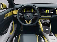 VW T-Cross Breeze Concept 2016