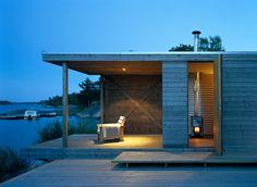 Summerhouse Fåglarö. Widjedal Racki Bergerhoff arkitekter. » Lindman Photography