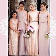 Metallic Sorella Vita Dresses at Bicester Bridal