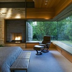 #architecture #design #homesweethome #modern #art #furniture #wood #home #house #light #nature #naturelovers #luxury #architettura #arquitectura #interiordesign #lifestyle #instalike #patio #fireplace