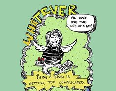 """Check out new work on my @Behance portfolio: """"Whatever."""" http://be.net/gallery/46398785/Whatever"""