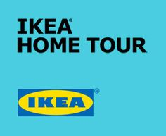 IKEA home tour logo