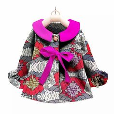 African print Ankara kids coat Source by funmilayoadejuw Coat Ankara Styles For Kids, African Dresses For Kids, African Children, Latest African Fashion Dresses, African Print Dresses, African Print Fashion, African Women, African Attire, African Wear
