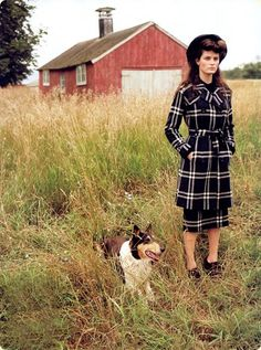 Arthur Elgort & Grace Coddington for US Vogue October 2008