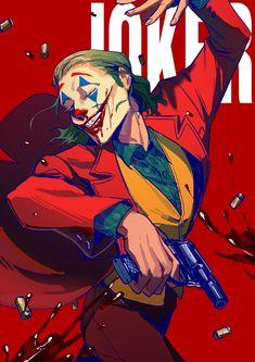 J Ø K Ë R · SPEEDPAINT Joker Comic, Joker Dc, Batman Comic Art, Joker And Harley Quinn, Marvel Dc Comics, Batman Spiderman, Batman Robin, Wallpapers Comics, Disney Tapete