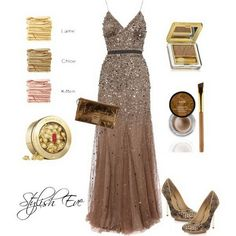 Maxi Dress Outfits by Stylish Eve