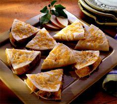 Apple Pie Quesadillas Recipe | Sargento ®