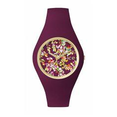 Ice Flower : montre fleurie par Ice Watch