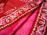 Sari Safari - Sari styles from different regions. Batik