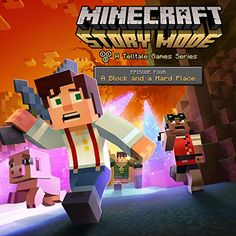 Minecraft: Story Mode - Episode 4: A Block And A Hard Place - PS3 [Digital Code] @ minecraftie.com #Minecraft #minecraftpc #minecrafter #minecrafters #minecraftskin #minecraftgirl #minecraftforever  #minecrafthouse #minecraftcity #minecraftpocketedition #minecraftisawesome