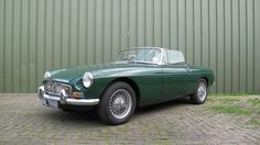 1964 MGB Roadster   Car Pictures