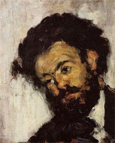 Paul Cezanne (French: 1839 - 1906) - Fortune Mation - Paul Cezanne(1871)