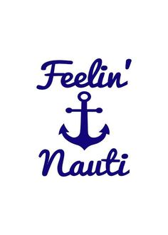 Feeling Nauti Anchor svg Summer svg beach svg funny saying quotes and sayings funny This item is unavailable