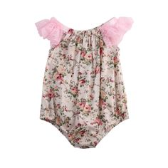 Cheap baby bodysuit girl, Buy Quality baby girls lace bodysuit directly from China newborn baby girl bodysuit Suppliers: Pudcoco Toddler Kids Clothes Newborn Baby Girl Lace Floral Bodysuit Jumpsuit Sunsuit Outfits Clothes Baby Girl Jumpsuit, Romper Suit, Summer Jumpsuit, Floral Bodysuit, Lace Bodysuit, Floral Romper, Girls Formal Dresses, Little Girl Dresses, Baby Girl One Pieces