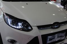 Ford Focus Projector Headlights 2012-2014 V2 -- Product Show -- Win Power International Technology Co., L TD.