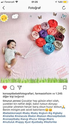 Towels as balloons kids pic Monthly Baby Photos, Newborn Baby Photos, Baby Poses, Baby Boy Newborn, Newborn Photography Poses, Newborn Baby Photography, Children Photography, Foto Baby, Baby Milestones