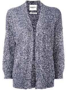 ESSENTIEL ANTWERP Marble Knit Cardigan. #essentielantwerp #cloth #cardigan