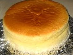Japanese Cheesecake! YES PLEASE! This is light and fluffy, but with the cheesecake flavor. I can eat it without the stomach sickening effects of dense cheesecake!