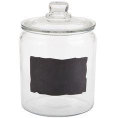 Chalk Note Jar - Half-Gallon Size