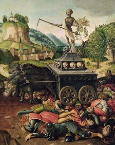Tenebrum: Flemish School - The Triumph of Death (ca. 1562)
