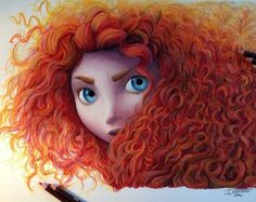 Awesome Disney Character Drawings by Dino Tomic