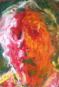 "Saatchi Online Artist Graham  Mcgivern; Mixed Media, ""mother"" #art"