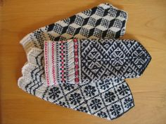 Madison Knitters Guild - Traditional Estonian Mittens