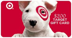 $200 Target Gift Card Giveaway - Monday Projects