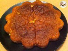 Gâteau à la danette vanille, Recette Ptitchef