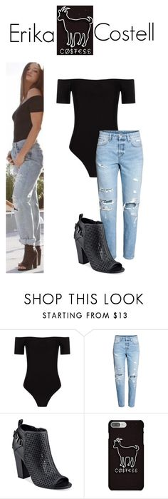 """""""Erika Costell"""" by madelinem-2002 on Polyvore featuring H&M and G by Guess"""