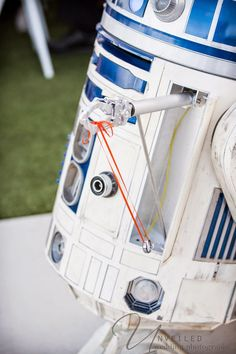 R2-D2 ring bearer #starwars #starwarsday #maythe4thbewithyou