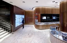 Image result for watches of switzerland store interiors