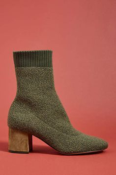 88deb38dc67 Fabio Rusconi Metallic Sock Booties