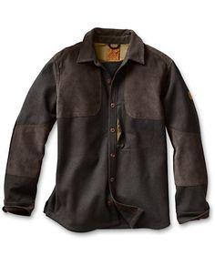 Okanogan Wool Hunting Shirt   Eddie Bauer