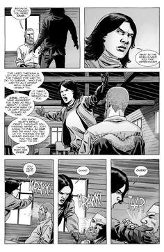 The Walking Dead 166 page 17 online