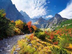 Kiezmarska Valley Tatra Gebergte Polen