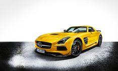 Mercedes Benz - SLS AMG
