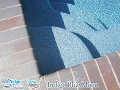Prism Matrix Indigo Blue - Installed by Blue Moon Pool Plastering