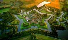 Fort Bourtange, Holland Photography By: Amos Chapple